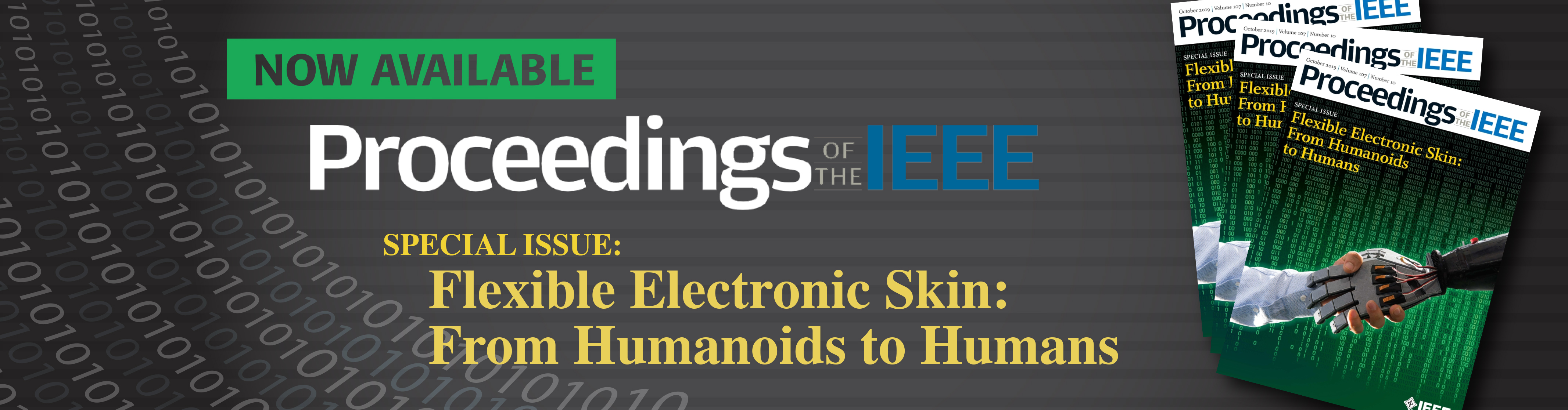 Ad for Proceedings of the IEEE Special Issue